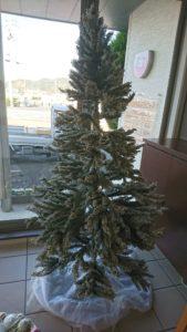 """<span class=""""title"""">今年もクリスマスツリーを飾り付けます。</span>"""